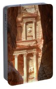 Petra Treasury Revealed Portable Battery Charger