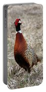 Pheasant Rooster Portable Battery Charger