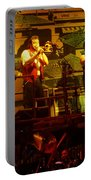 Phil Collins-horns-0906 Portable Battery Charger
