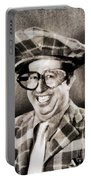 Phil Silvers, Comedy Legend Portable Battery Charger