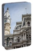 Philadelphia City Hall #2 Portable Battery Charger