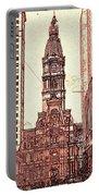 Philadelphia City Hall - Pencil Portable Battery Charger