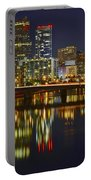 Philadelphia Evening Lights Portable Battery Charger