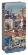 Philadelphia - From The Ben Franklin Bridge Portable Battery Charger