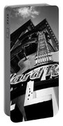 Philadelphia Hard Rock Cafe  Portable Battery Charger by Bill Cannon