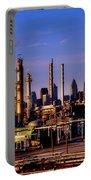 Philadelphia Oil Refinery  Portable Battery Charger