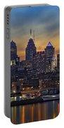 Philadelphia Skyline Portable Battery Charger