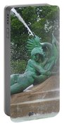 Philadelphia - Swann Memorial Fountain - Logan Square Portable Battery Charger
