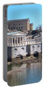 Philadelphia Waterworks And Art Museum Panorama Portable Battery Charger
