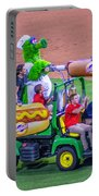 Phillie Phanatic Hot Dog Shooter Portable Battery Charger