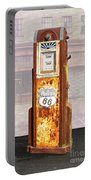 Phillips 66 Antique Gas Pump Portable Battery Charger
