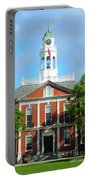Phillips Exeter Academy Main Building Portable Battery Charger