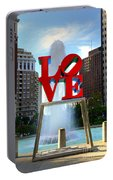 Philly Love Portable Battery Charger