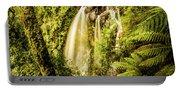 Philosopher Falls, Western Tasmania Portable Battery Charger
