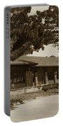 Phoebe A Hearst Social Hall Asilomar Pacific Grove Circa 1925 Portable Battery Charger