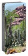 Phoenix Botanical Garden Portable Battery Charger