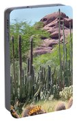 Phoenix Botanical Garden Portable Battery Charger
