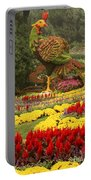 Phoenix In Summer Palace Portable Battery Charger