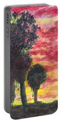 Phoenix Sunset Portable Battery Charger