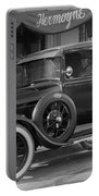 Photographer's 1928 Truck Portable Battery Charger