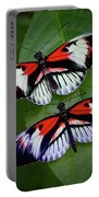 Piano Key Butterfly's Portable Battery Charger