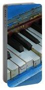 Piano Keys Portable Battery Charger