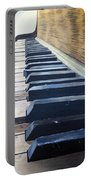 Piano Perspective Portable Battery Charger