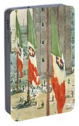 Piazza Di San Marco Portable Battery Charger