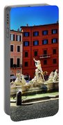 Piazza Navona 4 Portable Battery Charger