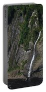 Little Falls Of Montmorency Portable Battery Charger