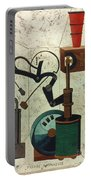 Picabia: Parade Portable Battery Charger