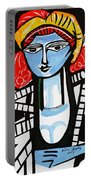 Picasso By Nora  Film Star Portable Battery Charger