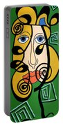 Picasso Influence Portable Battery Charger