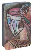Picasso Inspired Portable Battery Charger