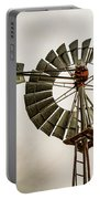 Piceance Basin Windmill Portable Battery Charger