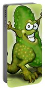 Pickle Monster Portable Battery Charger