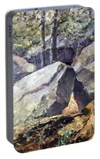 Pickle Springs State Park Portable Battery Charger