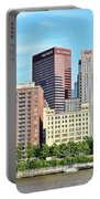 Picture Perfect Pittsburgh Panoramic Portable Battery Charger