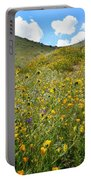 Picture Perfect Spring Portable Battery Charger