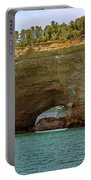 Pictured Rocks Arch Portable Battery Charger
