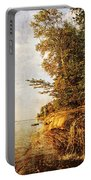 Pictured Rocks Water Portable Battery Charger