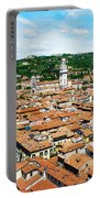 Picturesque Cityscape Of Verona Italy Portable Battery Charger