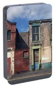Picturesque Derelict Houses In Hull England Portable Battery Charger