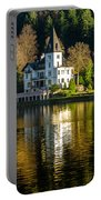 Picturesque Grundlsee Portable Battery Charger