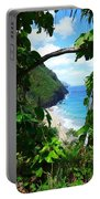 Picturesque Hawaii  Portable Battery Charger