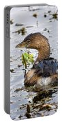 Pied Billed Grebe Portable Battery Charger