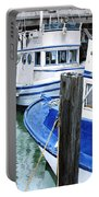 Pier 39 Portable Battery Charger