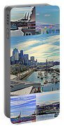 Pier 66 Collage Portable Battery Charger