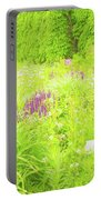 Piet Oudolf Garden At Tbg Portable Battery Charger