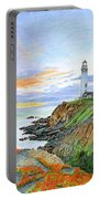 Pigeon Point Sunset Portable Battery Charger